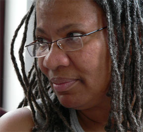 Toni P. Brown, the late poet